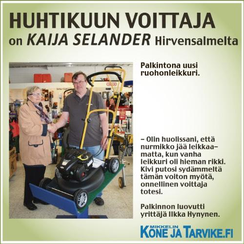 KK_huhti_2016_voittaja