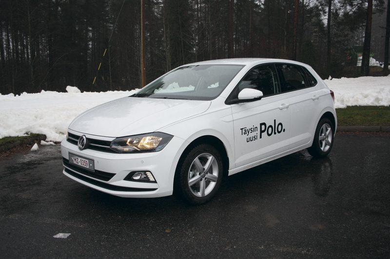 Talvea vasten. Uusi Polo rantautui hiljattain Suomen markkinoille.